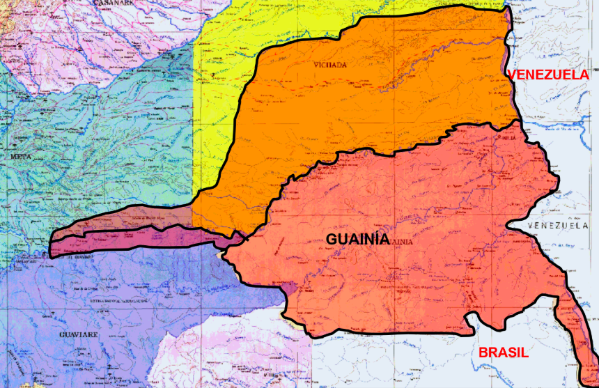 PROJECT – GUAINIA PROVINCE OF COLOMBIA